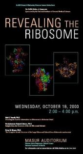 2000 Stetten Symposium: Revealing the Ribosome