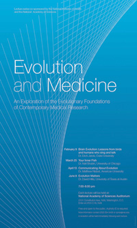 Evolution and Medicine Poster 2009