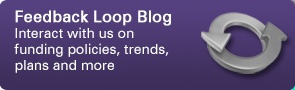NIGMS Feedback Loop Blog: Interact with us on funding policies, trends, plans and more.