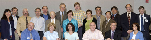 Photograph of PGRN Investigators, 2005