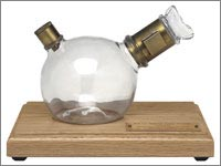 Replica of the inhaler used by William T. G. Morton in 1846 in the first public demonstration of surgery using ether.