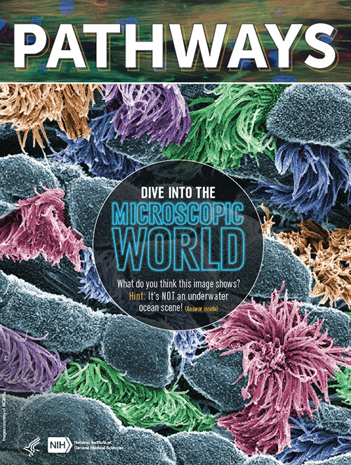 Pathways Imaging Issue Cover