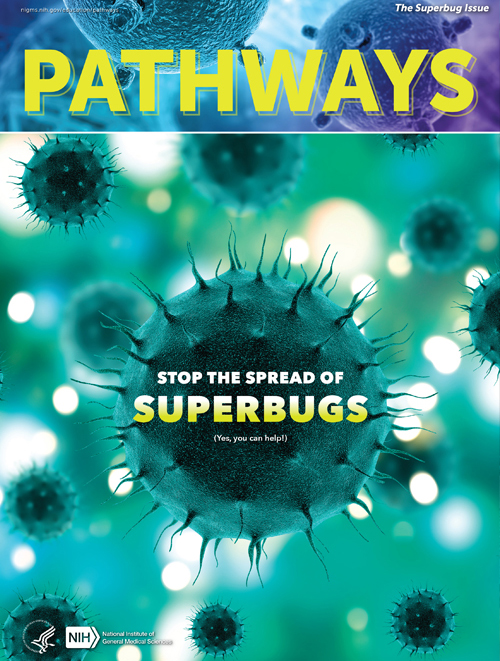 Pathways Superbugs Issue Cover