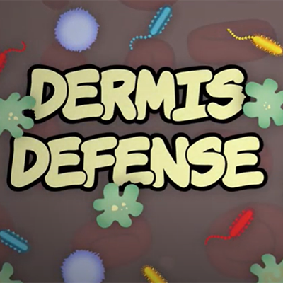 Dermis Defense icon.